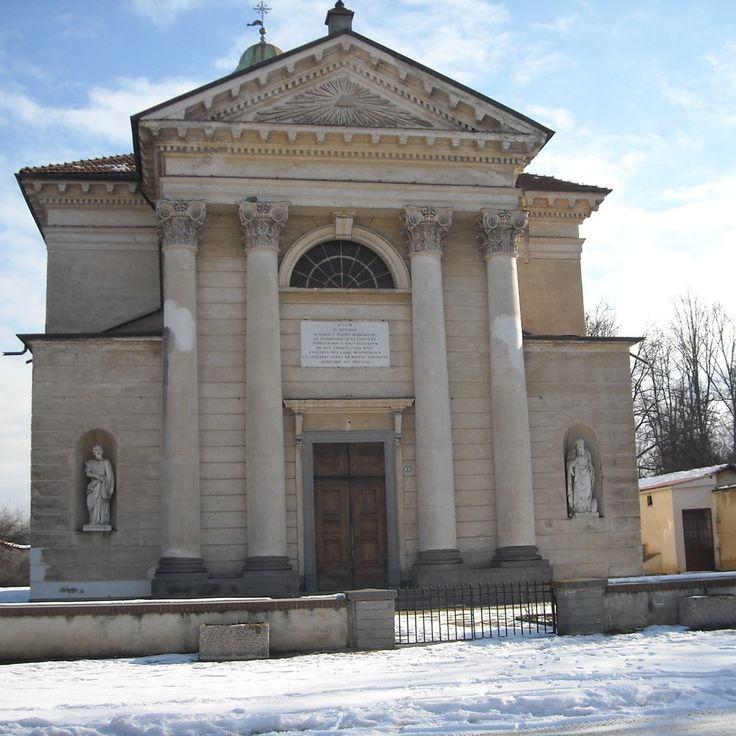 Chiesa della Beata Vergine dei Dolori a Villastellone (To) | Scopri di più nella sezione Chiese e Comunità Parrocchiali del portale #cittaecattedrali