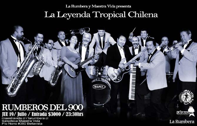 Orquesta Julio 2012