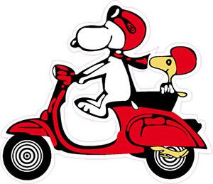 Image result for snoopy motorcycle pictures