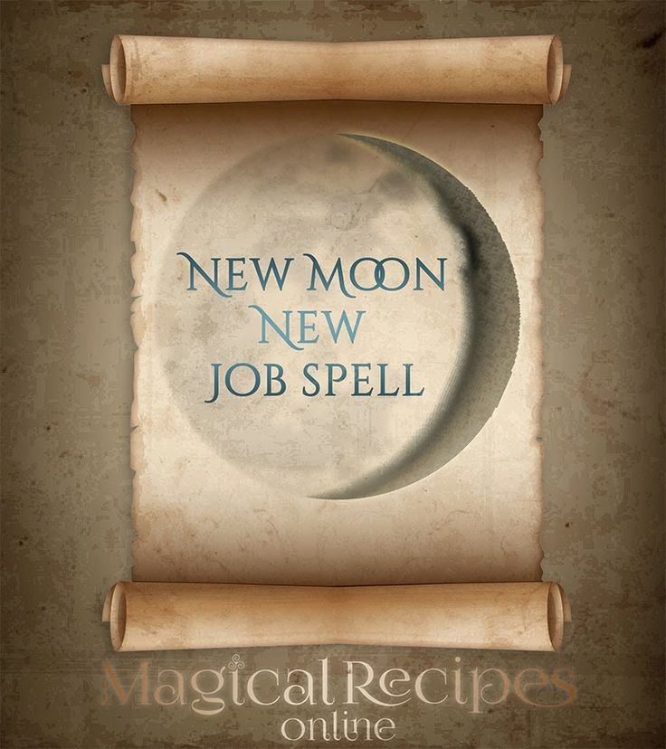 This spell needs some preparation before you actually cast it. You have to be aware of the job you want to bring in your life. You are advised to research both the positions that are available in the market and what you really want from a job during this period of your life.