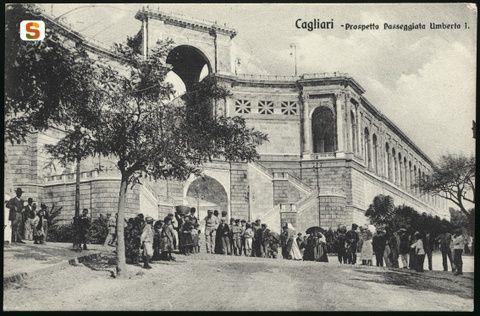 Cagliari, il bastione
