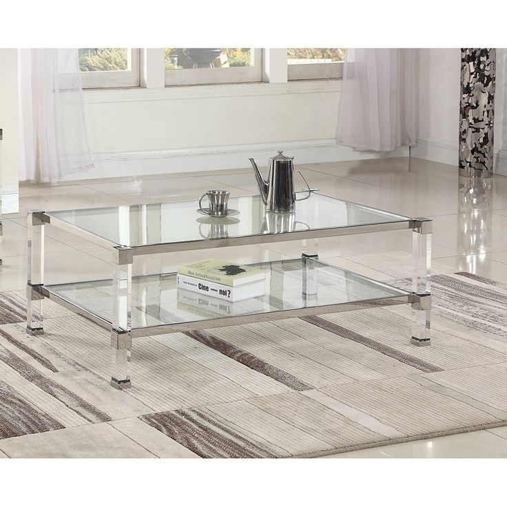Best 25+ Acrylic coffee tables ideas on Pinterest | Coffee ...