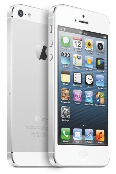 iPhone 5 : des photos en haute qualité du nouveau téléphone Apple