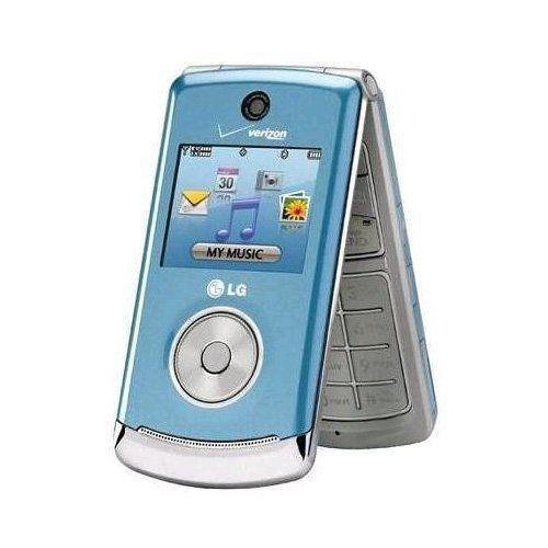 New Dummy Phone Toy NON-WORKING Phone LG Chocolate Replica, Blue, by Verizon New #Verizon
