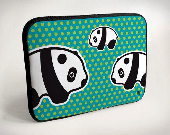 Panda++Laptop+Case++sacoche+pour+ordinateur+portable++par+Musustore,+Ft8+900,00