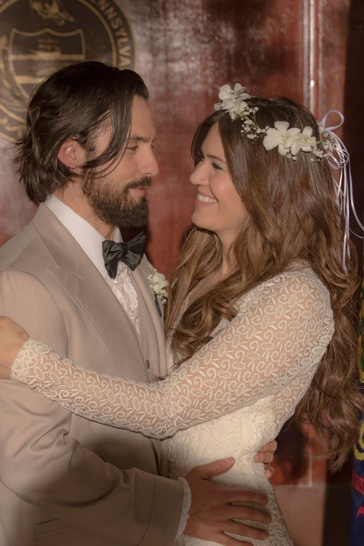 'This Is Us': Sneak a peek at Jack and Rebecca's wedding