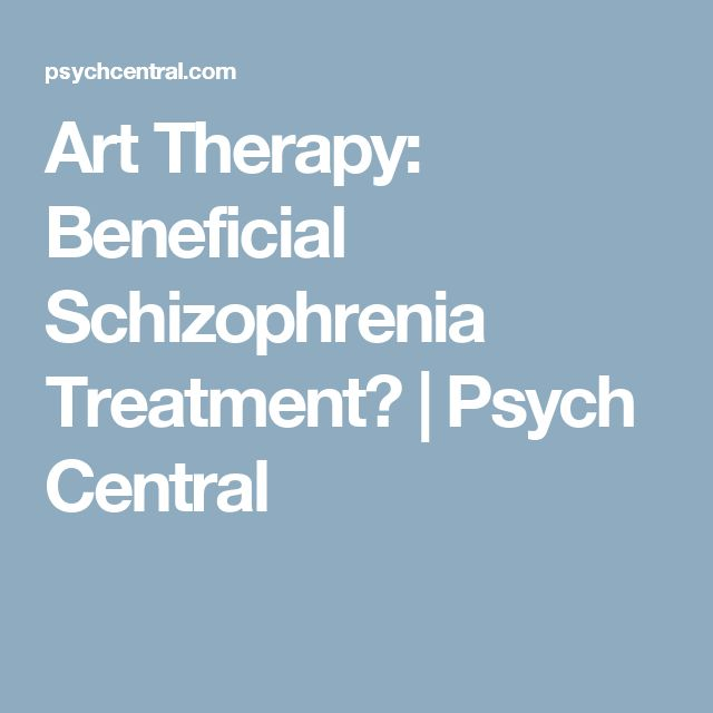 Art Therapy: Beneficial Schizophrenia Treatment? | Psych Central