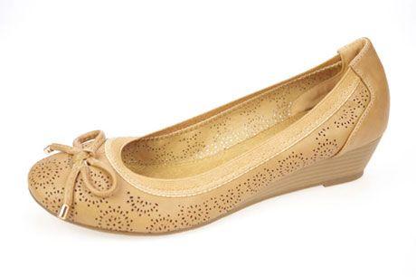 Comprar Online zapatos MANOLETINAS de MUJER MANOLETINAS CUÑA XTI (modelo 27704) de la marca XTI económico y de calidad en Zapatop.com tienda online de calzado