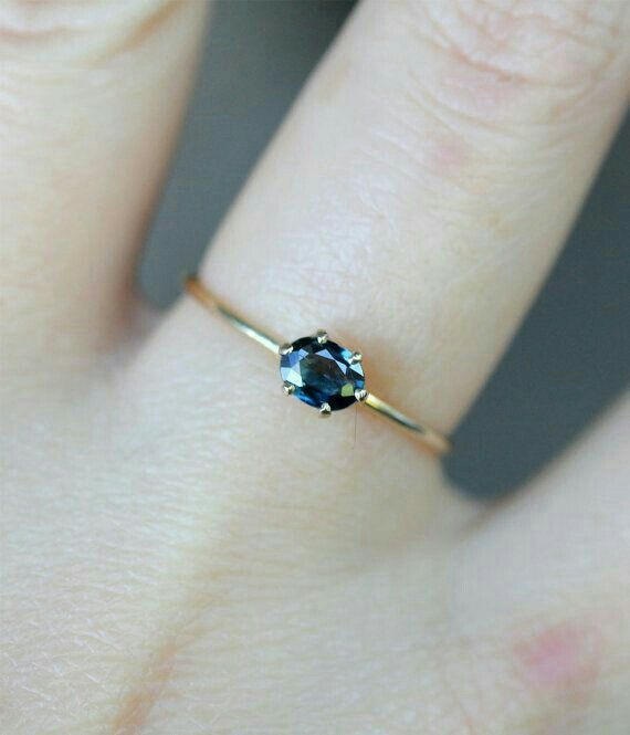 Like the sideways oval for my NC sapphire, and simple timeless band for making it heirloom jewelry.