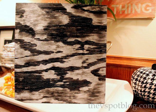 61 best faux bois images on pinterest furniture cement for Faux bois painting technique