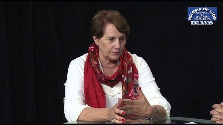 Entrevista Dra. Ana María Bidegaín - Iglesia de Dios Ministerial de Jesucristo Internacional