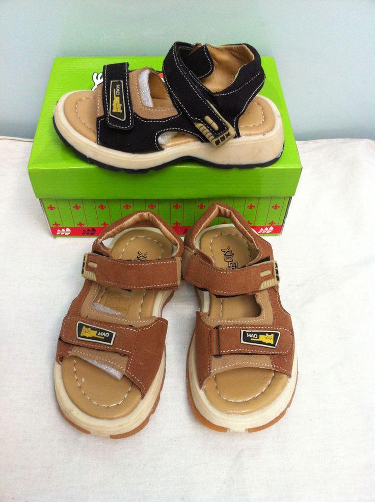 Süße Kinder Sandalen Freizeit Schuhe Sneaker mit Klettverschluss Gr 25- 34 NEU