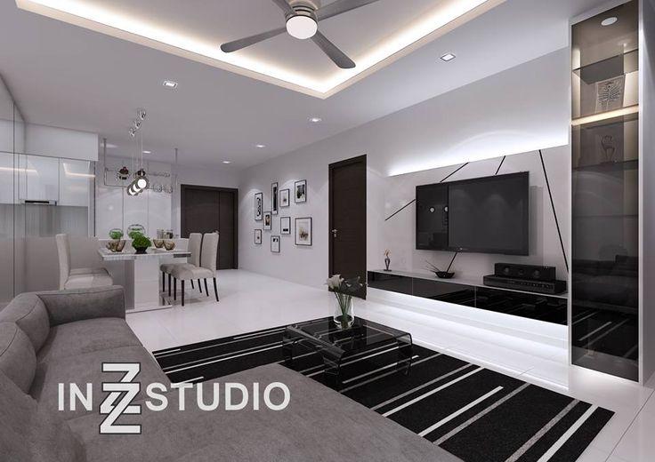 Contemporary Design @ Blossom Residences