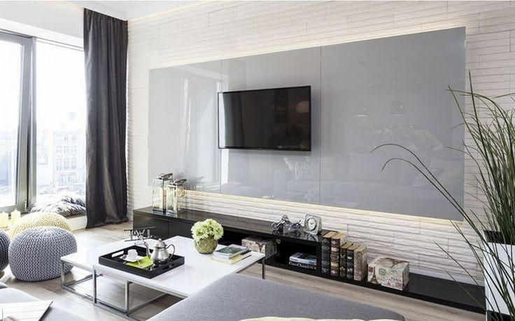 Wandgestaltung Im Wohnzimmer 85 Ideen Und Moderne