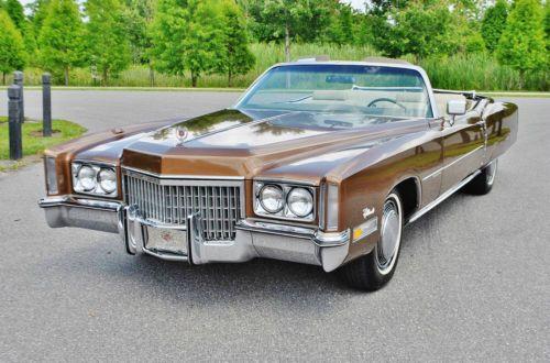 ◆1972 Cadillac Eldorado Convertible◆