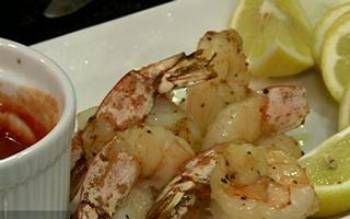 House Works: Shrimp Appetizer: Houses Work