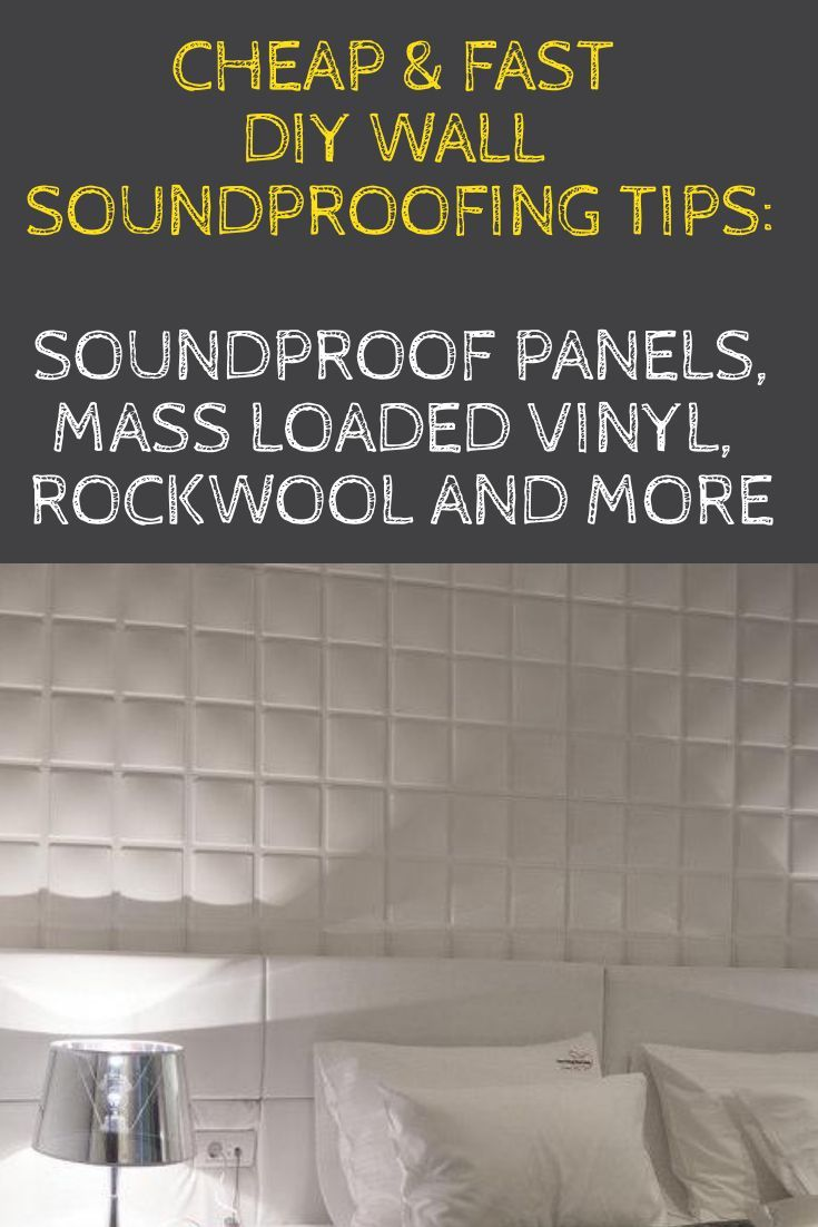 Here Are My Top 5 Diy Soundproofing Cheap Solutions For Walls You