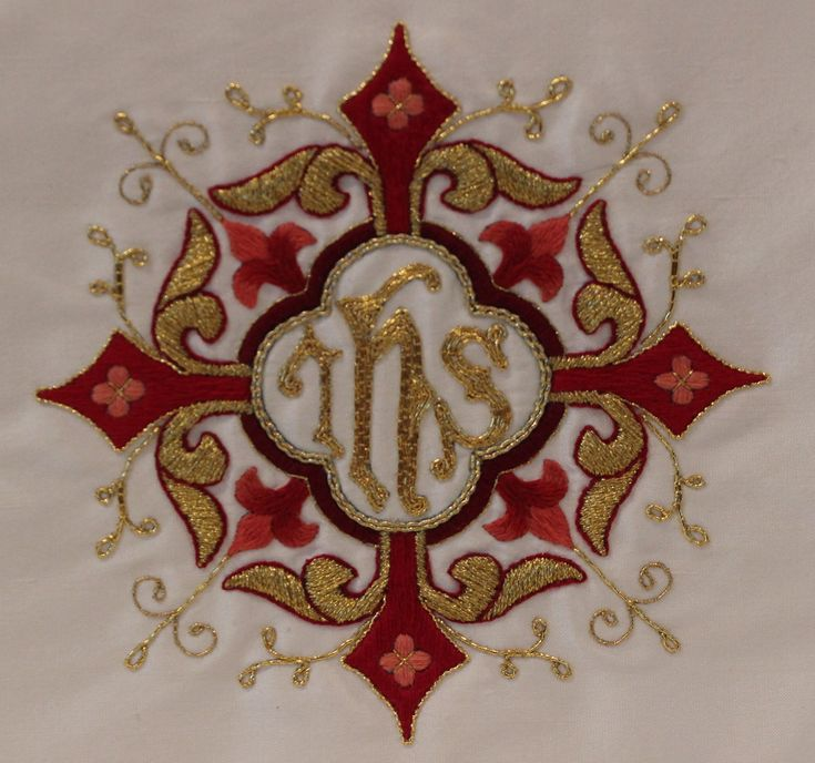 256 Best Church Embroidery Images On Pinterest Crochet Edgings