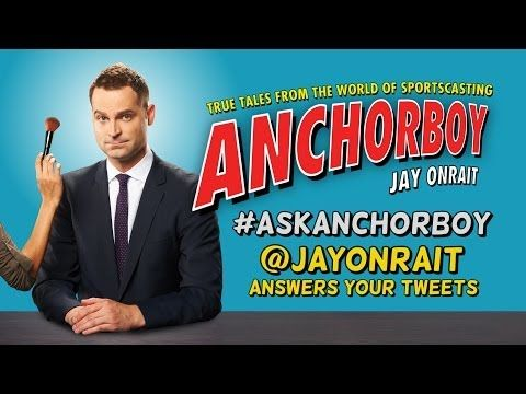 ▶ #AskAnchorboy: Jay Onrait Answers Your Tweets - YouTube
