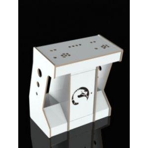 2 Player Pedestal Flat Pack Kit Arcade Diy Pinterest
