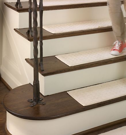 Vista Stair Treads (set Of 4) | Solutions Need For The Stairs To The
