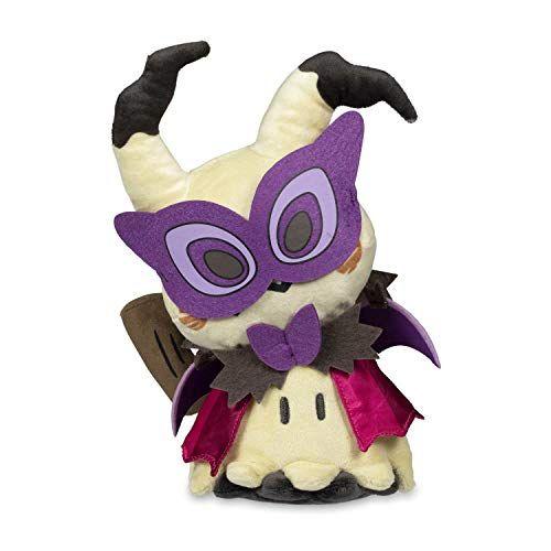 Pok/émon Center 7.5 Inch The Pokémon Company International Inc. Eerie Delights Gengar Banette Pok/é Plush