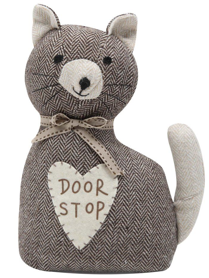 M Homeware Cat doorstop