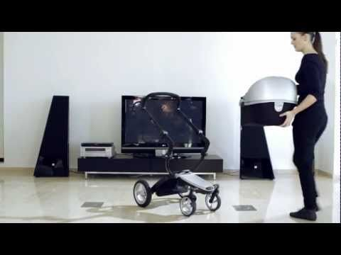 mima xari pushchair promotional video 2012