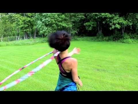 Funland Tricks presents: Shoulder tricks by Sharna Rose!