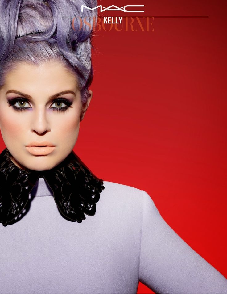 MAC Cosmetics + Kelly & Sharon Osbourne Limited Edition Collection — The Dieline - Branding & Packaging Design