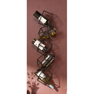 Best 25 Wall Mounted Wine Racks Ideas On Pinterest Wine
