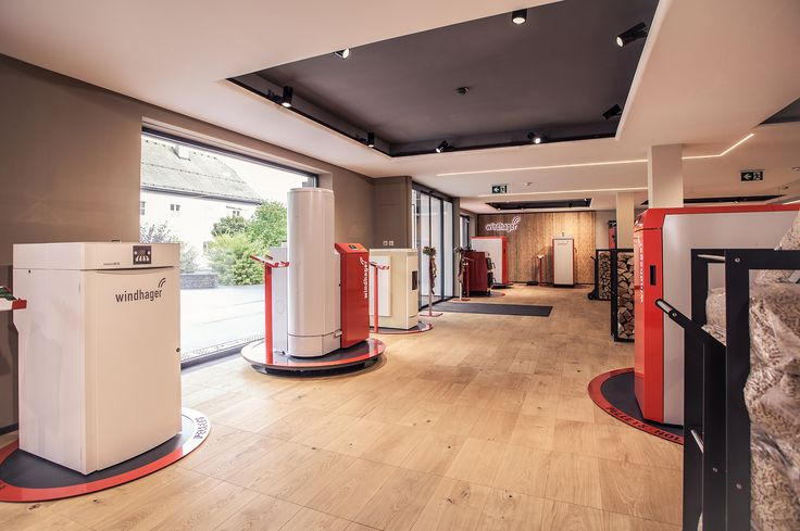 In diesem Schauraum macht es sogar Spaß sich über Heiztechnik zu informieren :) #showroom #windhager #heiztechnik #cidesign #interiordesign #createidentity #area