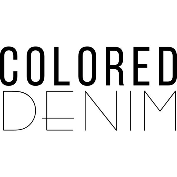 Colored Denim Text ❤ Liked On Polyvore Featuring Text, Words, Denim,  Backgrounds,