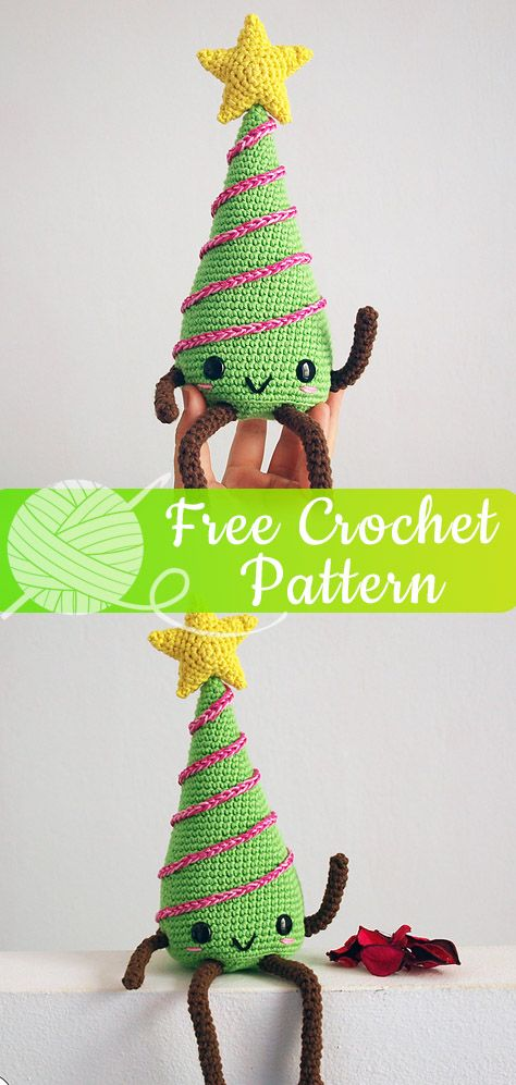 Hello friends, if you love to crochet, you can not fail to make this beautiful amigurumi design for Christmas. The free standard is just below. I hope you have enjoyed this beautiful crochet, the free …