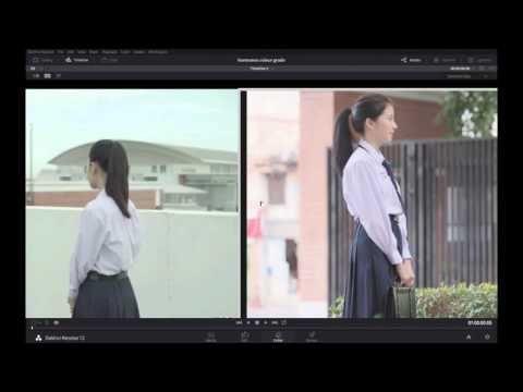 วิธีทำสีวีดีโอแบบฮอร์โมน วัยว้าวุ่น - YouTube