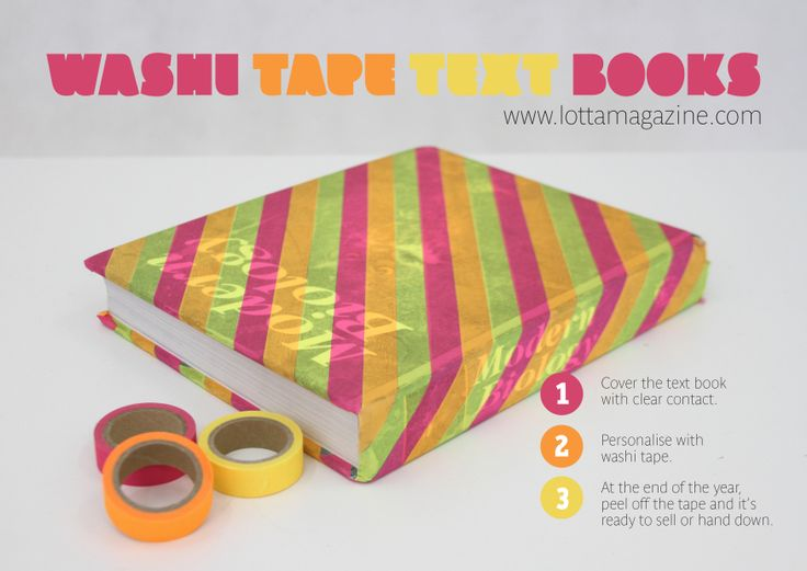 Washi Tape Book Cover Ideas : Best images about lotta kids activities on pinterest