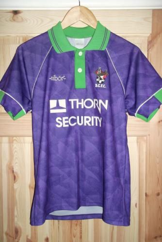 Bristol City Away football shirt 1992 - 1993