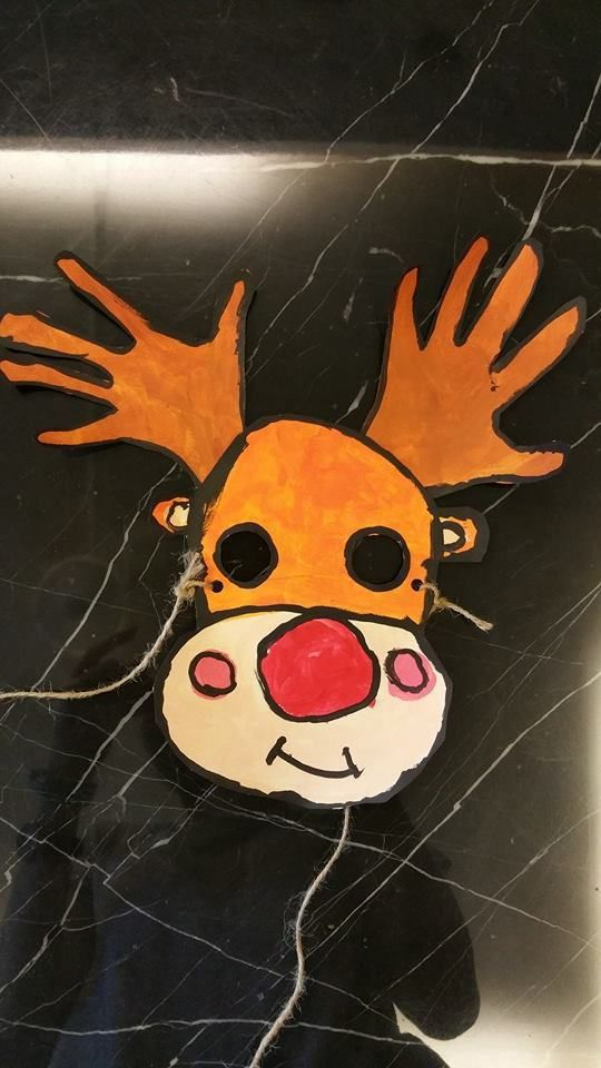 Abby the Reindeer