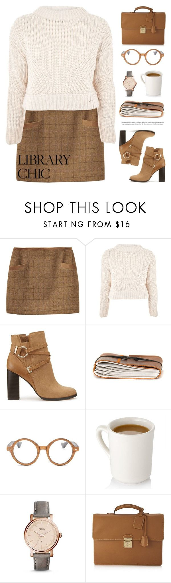 """Work Hard, Play Hard: Finals Season"" by lysianna on Polyvore featuring Joules, Topshop, Miss Selfridge, Ellen Tracy, FOSSIL, Louis Vuitton and finals"