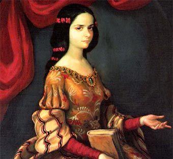 GUÍA DE LECTURA. POESÍA: Hombres necios que acusáis, de Sor Juana Inés de la Cruz, por Ancrugon   Se dice que este poema, escrito en redondillas, es la primera manifestación feminista de la historia… Tal vez sea cierto o tal vez no, pero el caso es que su autora, Sor Juana Inés de la Cruz, una monja mexicana del siglo XVII, una mujer rebelde e incómoda para los altos cargos eclesiásticos de la época, erudita, estudiosa, autodidacta y aplaudida entre el mundillo mujeril coetáneo, fue una…
