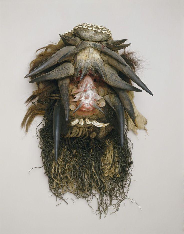 Unidentified We Artist, Mask (Gela)