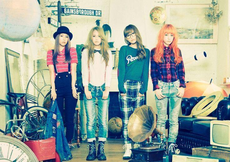 European Dates revealed for Japanese Girl Band SCANDAL's 「HELLO WORLD」tour