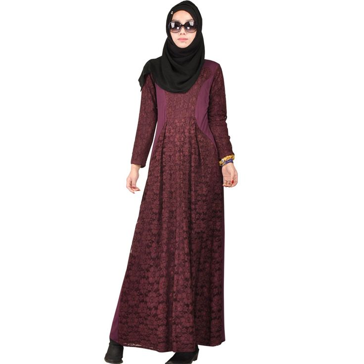 2017 Robe Musulmane Adult Limited Polyester Formal None Djellaba Jilbabs And Abayas New Style Best Selling Muslim Women's Abaya