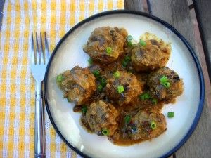 Curry Meatballs: Paleo Dinners, Paleo Main, Curry Meatballs4, Healthy Recipes, Meatballs Paleo, Curries, Paleo Recipes, Curry Sauce