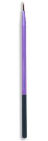 Lo strumento ideale per l'applicazione di precisione di eyeliner in crema o liquidi.