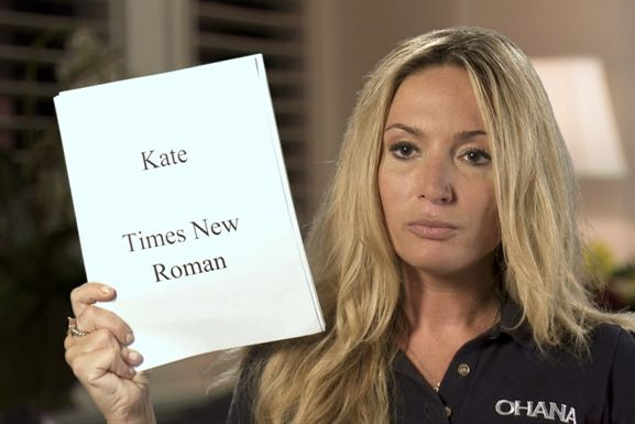 "Kate's Font Personality Guide from ""Below Deck"" on Bravo.  http://www.bravotv.com/below-deck/season-2/videos/kates-font-personality-guide"