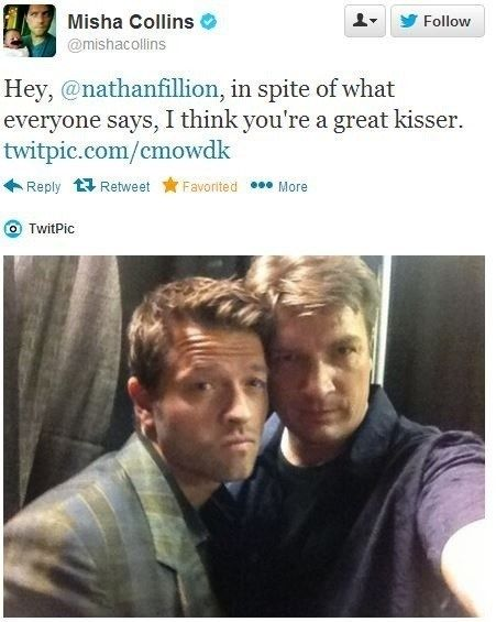 185 best misha collins images on