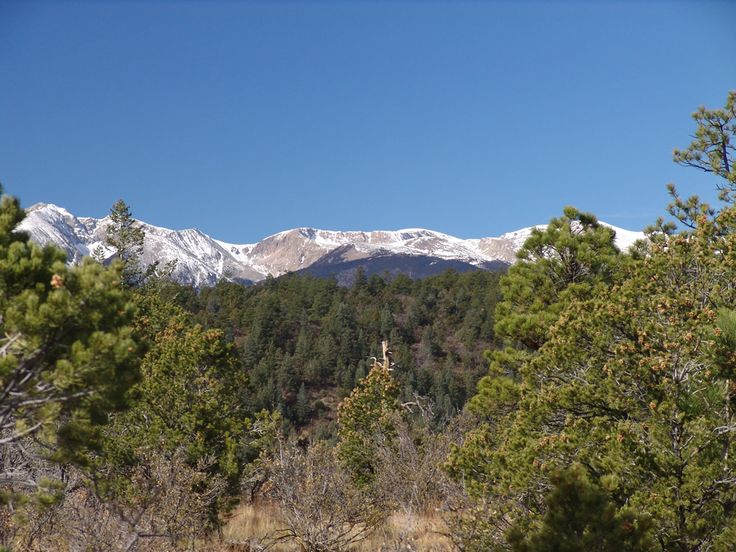 Eagles Landing Tract 16 with views of the Sangre de CristosSangre De, Land Tract, Eagles Land, Southern Colorado, Of Christ, Tract 16