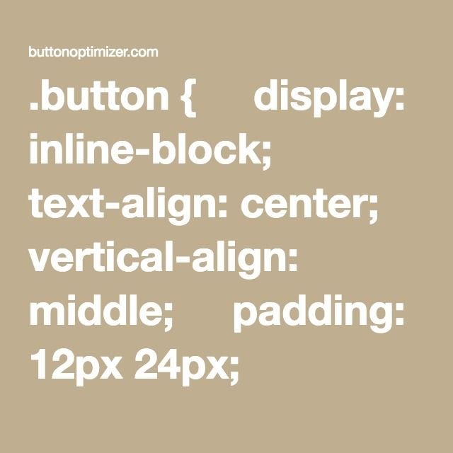 .button {     display: inline-block;     text-align: center;     vertical-align: middle;     padding: 12px 24px;     border: 1px solid #a12727;     border-radius: 8px;     background: #c52f78;     background: -webkit-gradient(linear, left top, left bottom, from(#c52f78), to(#8c1956));     background: -moz-linear-gradient(top, #c52f78, #8c1956);     background: linear-gradient(to bottom, #c52f78, #8c1956);     text-shadow: #591717 1px 1px 1px;     font: normal normal bold 20px arial…