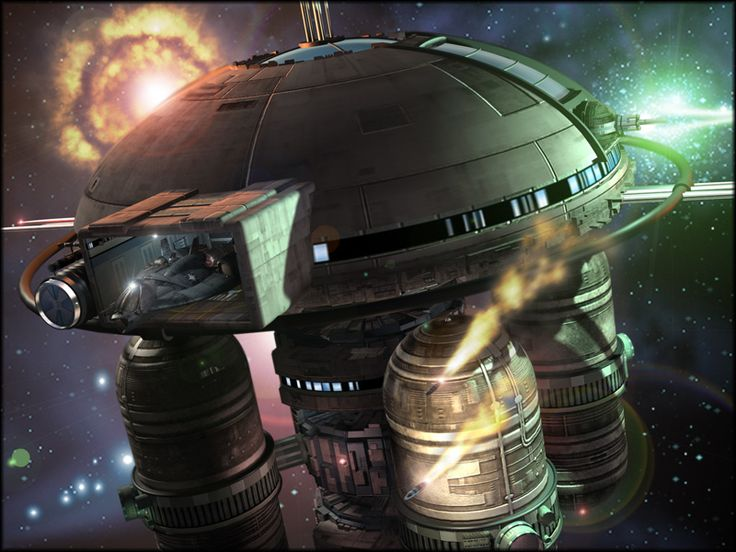 science fiction space stations - photo #42